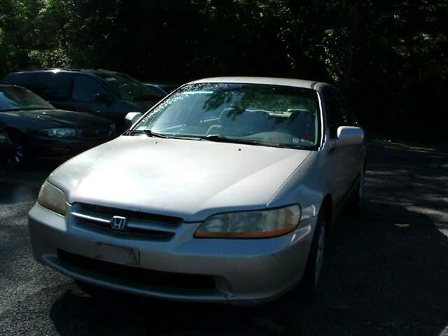 1999 Honda Accord LX sedan