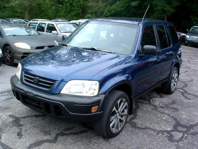 1999 Honda CR-V LX 4WD