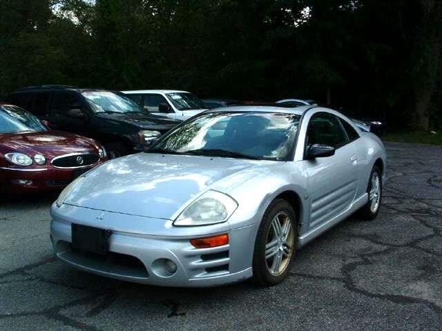 2005 Mitsubishi Eclipse GT