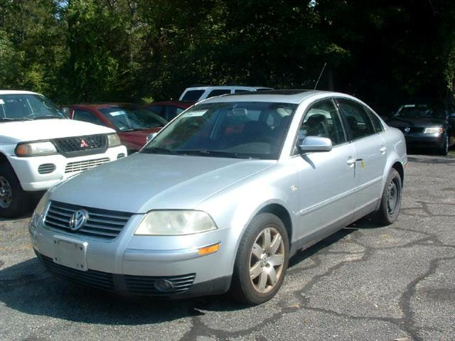 2002 Volkswagen Passat GLX 4 Motion