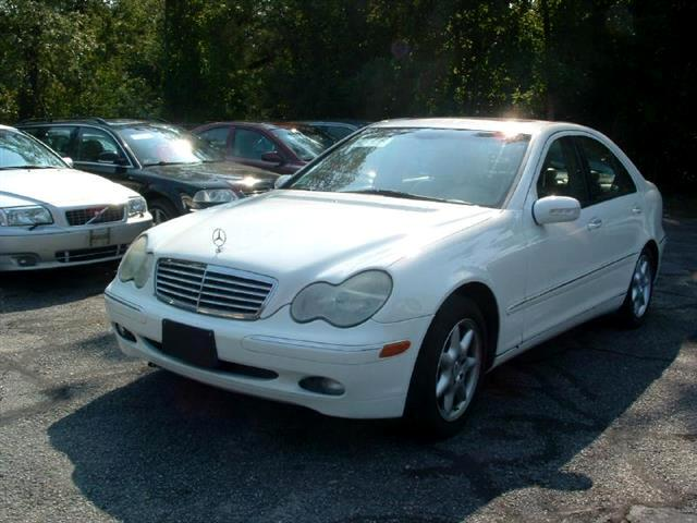 2002 Mercedes-Benz C-Class C240 Sedan
