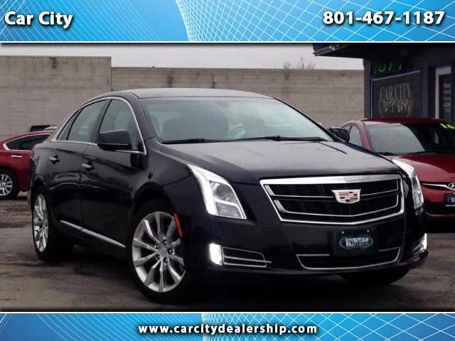 2016 Cadillac XTS Luxury AWD