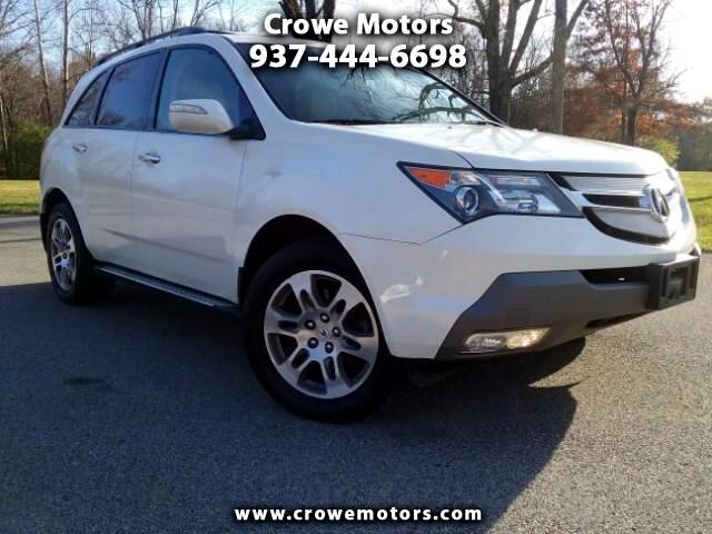 2008 Acura MDX SH-AWD 6-Spd AT