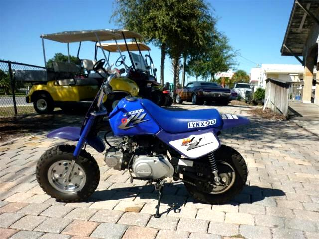 2003 Jincheng Lynx 50 small cc dirt bike like new runs great and afforda