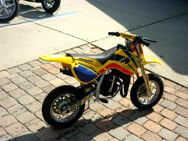 2004 Malaguti F10 50cc Grizzly