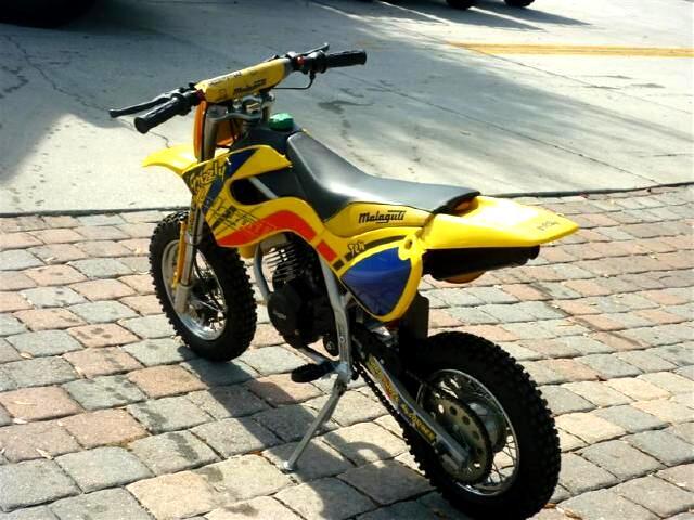 2004 Malaguti XSM 50cc Special GRIZZLY 10