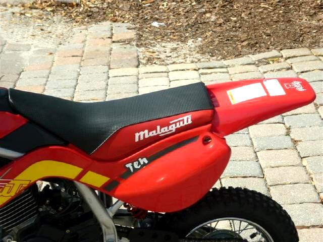2004 Malaguti F10 50cc Tribal GRIZZLY 10