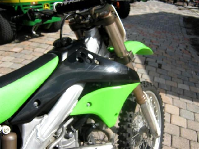 2006 Kawasaki KX450-D 4 stroke dirt bike MINT CONDITION ready to ride