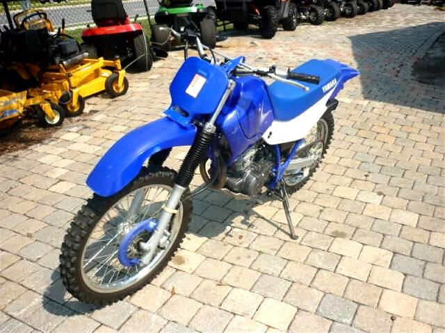 2005 Yamaha TTR90 Four stroke dirt bike good for the kiddies