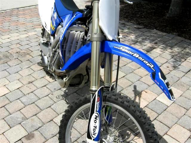 2008 Yamaha YZ450F Dirt Bike 4 stroke power house lets get racing