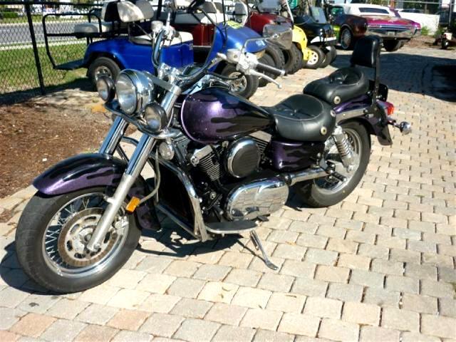 1996 Kawasaki VN1500-D vulcan 1500