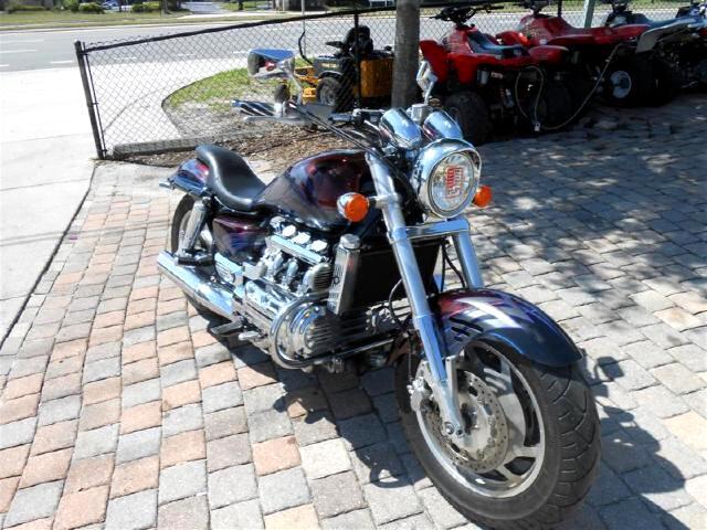 1998 Honda GL1500C Valkyrie