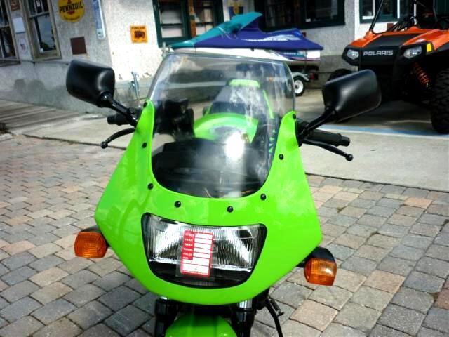 2006 Kawasaki EX500-D Ninja 500cc starter bike very economical runs good