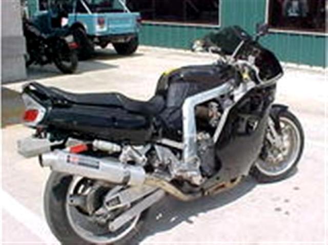 1996 Suzuki GSX-R1100W -