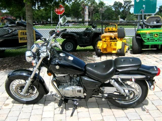 2005 Suzuki GZ250 Nice little cc cruiser bike great on fuel
