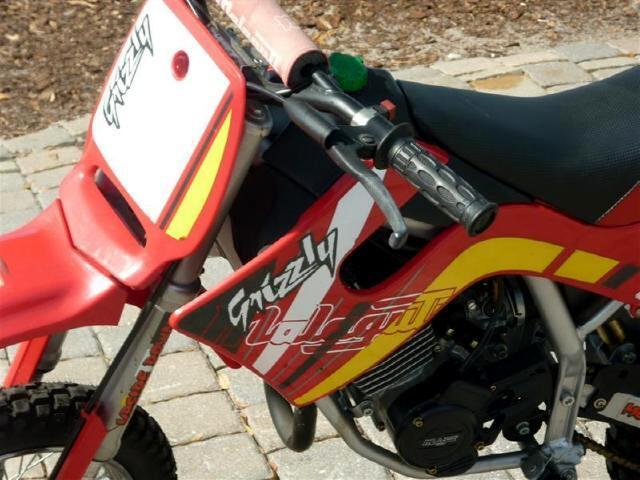 2004 Malaguti F10 50cc Tribal GRIZZLY 12