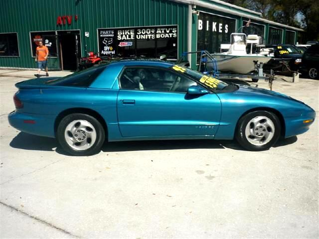 1995 Pontiac Firebird Coupe Runs great v6 engine