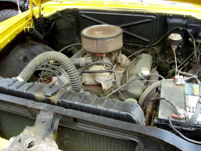 1962 Chrysler Newport 390 V8 automatic Runs great classic car