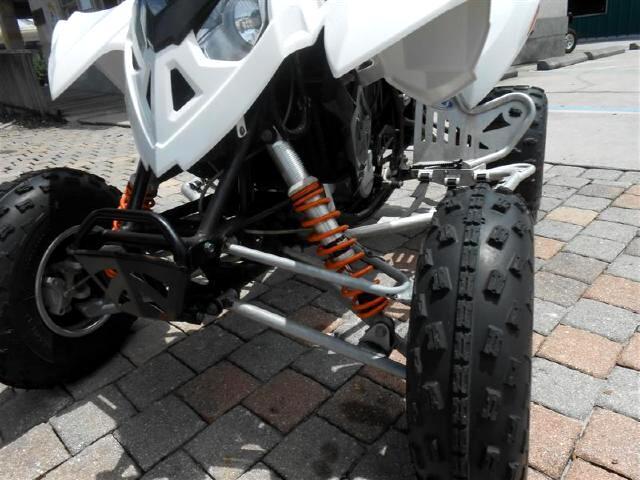 2007 Polaris ATV Out Law 525 sport 4 wheeler