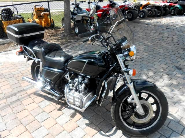 1983 Honda GL1100I Goldwing Motorcycle