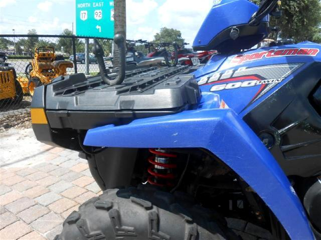2005 Polaris ATV 4x4 600 cc All terrian Four Wheeler