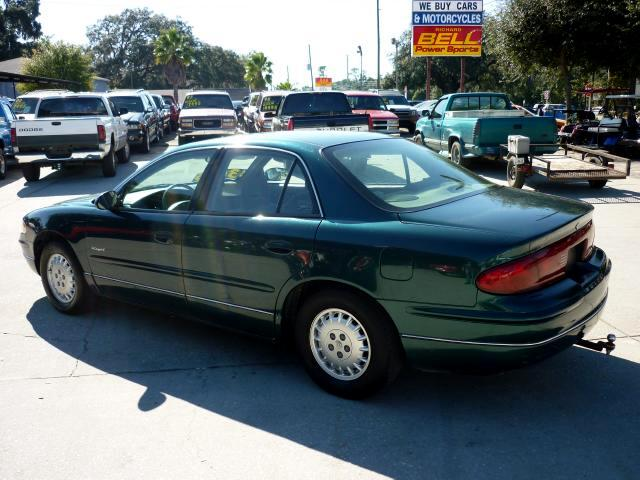 1997 Buick Regal LS 4 door mid size car good on gas