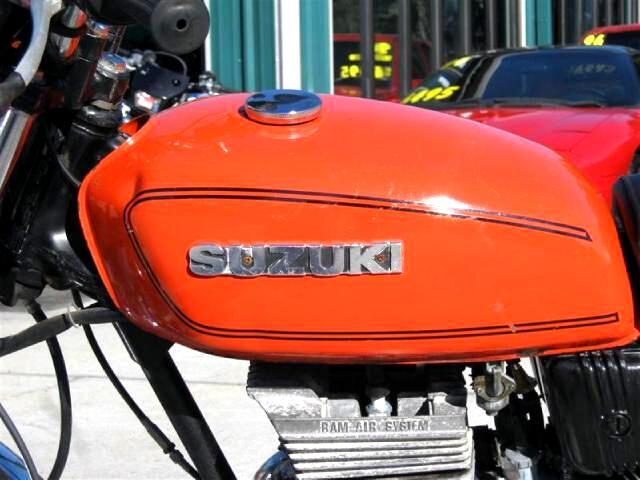1976 Suzuki GT185
