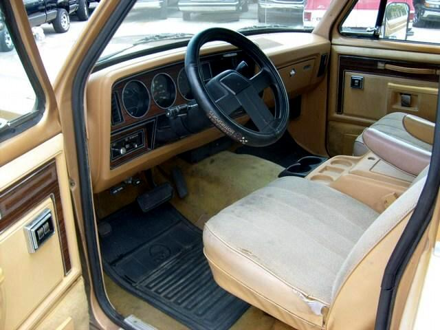 1985 Dodge Ramcharger Very clean Florida Truck AC works Power Windows Ve