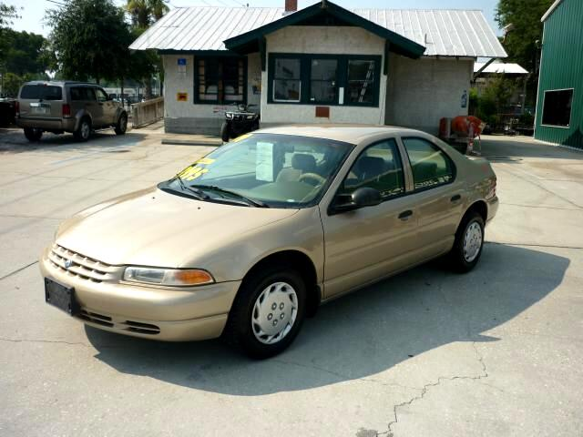 1999 Plymouth Breeze New Tires Clean inside and out 4 cylinder good on