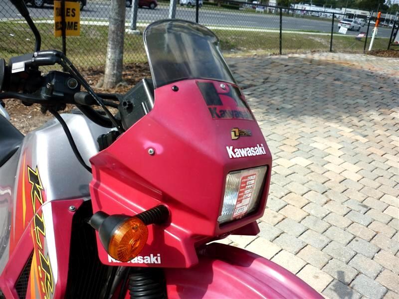 2006 Kawasaki KLR 650