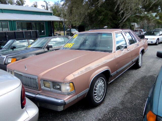 1991 Mercury Grand Marquis LS