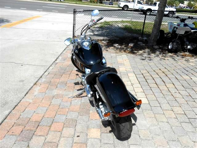 2003 Yamaha XVS1100 Vstar Cruiser bike good size ready to hit the stre