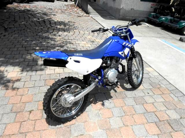 2002 Yamaha TTR125 4 stroke dirt bike runs great
