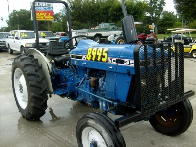 2006 Farmtrac 35 Diesel Tractor by agrilong runs perfect