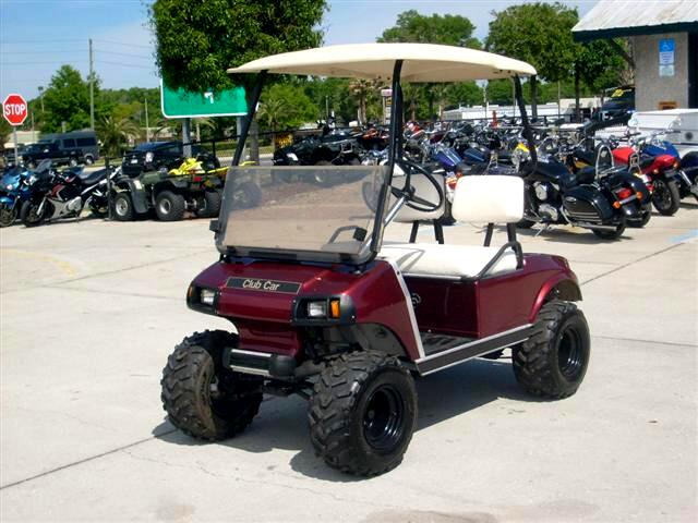 Used cars for sale deland fl 32720 richard bell auto sales 1980 club car golf cart lifted electric with charger and good batteries ve sciox Choice Image