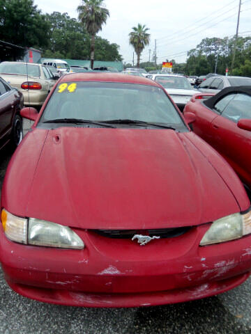1994 Ford Mustang v6 5 speed with new tires very clean