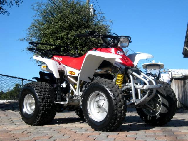 used 1998 yamaha yfs200 blaster four wheeler atv for sale in deland fl 32720 richard bell auto. Black Bedroom Furniture Sets. Home Design Ideas