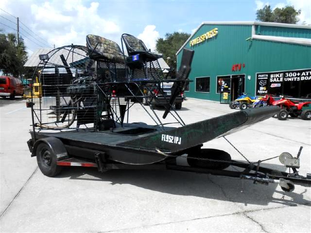 2012 Thurman Air Boat