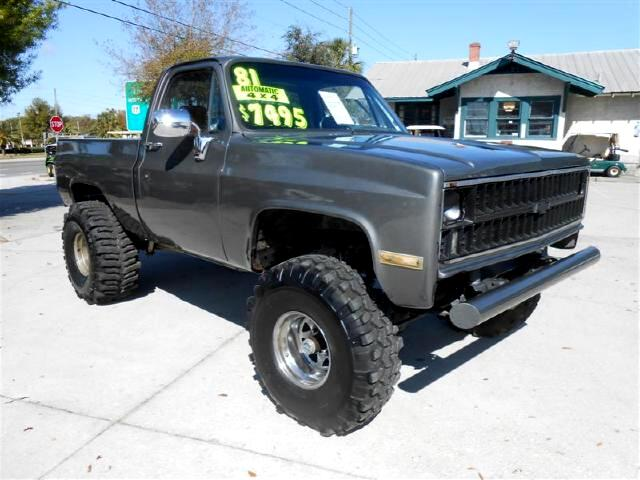 1981 Chevrolet Pickup Mud Truck Boggers 454 big block set up mud runs