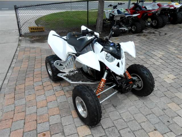 Sport Four Wheelers : Used polaris atv out law sport wheeler for sale