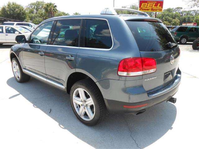 used 2004 volkswagen touareg v8 for sale in deland fl 32720 richard bell auto sales powersports. Black Bedroom Furniture Sets. Home Design Ideas