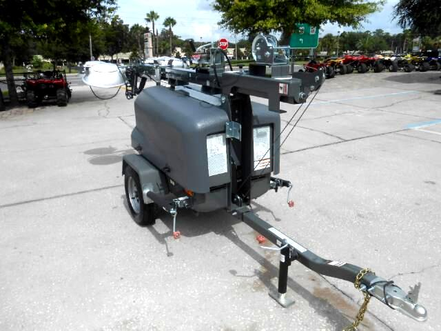 2013 Wacker Neuson Light Tower Generator