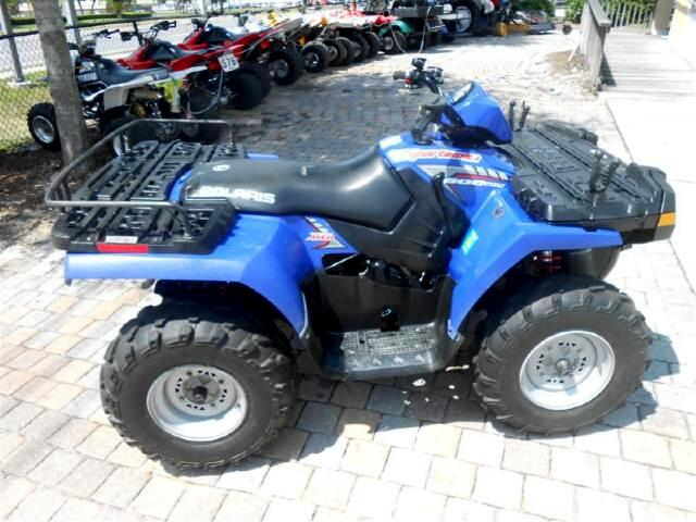 used 2005 polaris atv 4x4 600 cc all terrian four wheeler for sale in deland fl 32720 richard. Black Bedroom Furniture Sets. Home Design Ideas
