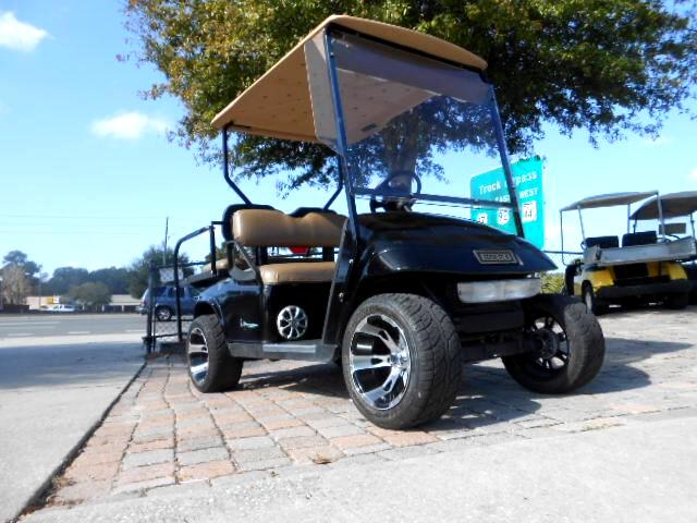 2001 EZ-GO Golf Cart Music rims and more