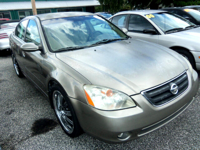 used 2003 nissan altima 2 5 sl for sale in deland fl 32720 richard bell auto sales powersports. Black Bedroom Furniture Sets. Home Design Ideas