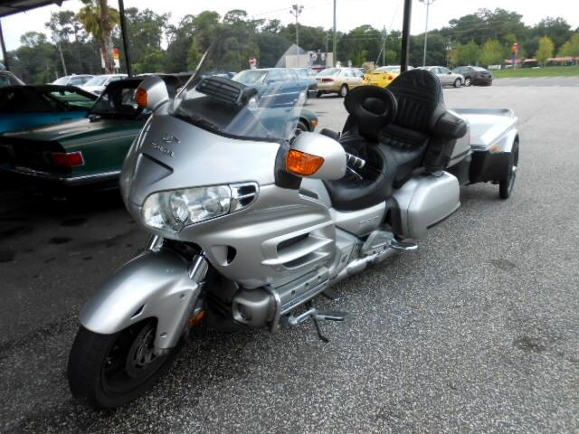 2005 Honda GL1800 With Trailer