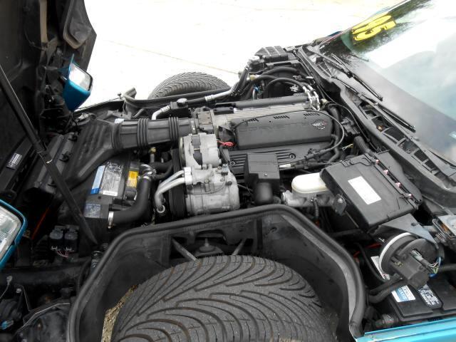 used 1992 chevrolet corvette convertible lt1 v8 engine new tires clean car for sale in deland fl. Black Bedroom Furniture Sets. Home Design Ideas