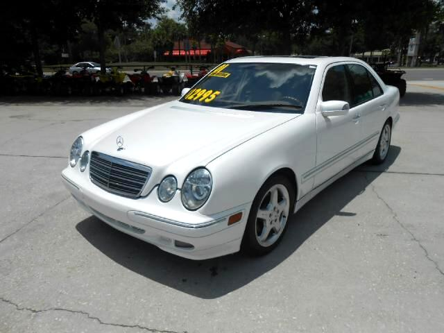 Used 2001 mercedes benz e class e320 low mileage awesome for 2001 mercedes benz e320