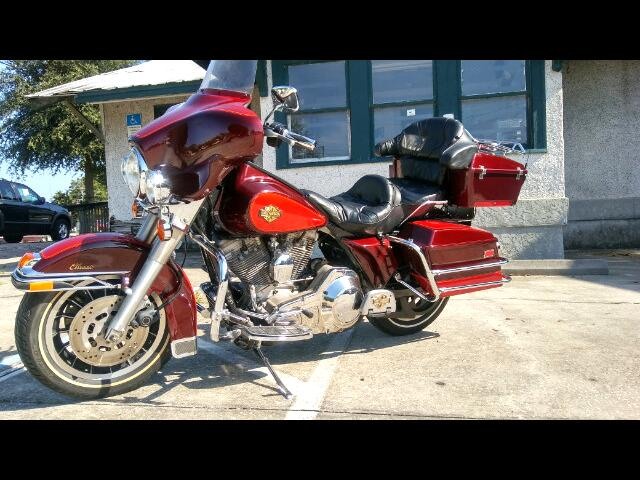 1986 Harley-Davidson FLHTC Electra Glide Classic