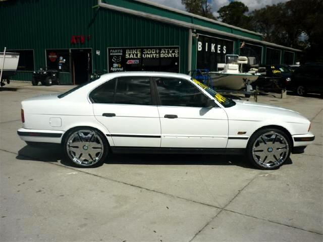 used 1994 bmw 5 series 525i 20 inch wheels music and more for sale in deland fl 32720 richard. Black Bedroom Furniture Sets. Home Design Ideas
